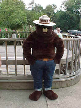 Our National Treasure, SMOKEY BEAR!